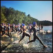 Sea FM TriPort Triathlon 2013 Swim