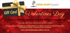 Valentine S Day Gift Card 14th February 2014 Cairns Holiday