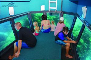 Semi-Submersible Submarine Tour Great For Non Swimmers