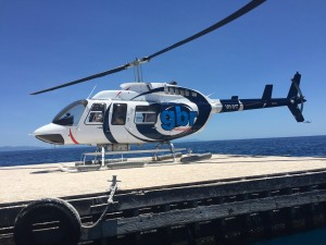 Helicopter Scenic Flight From Quicksilver Platform