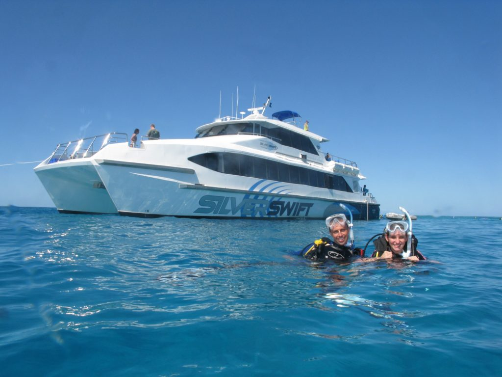 SilverSwift Visit 3 Great Barrier Reef Locations In One Day