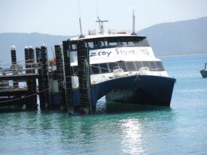 The Fitzroy Island Ferry