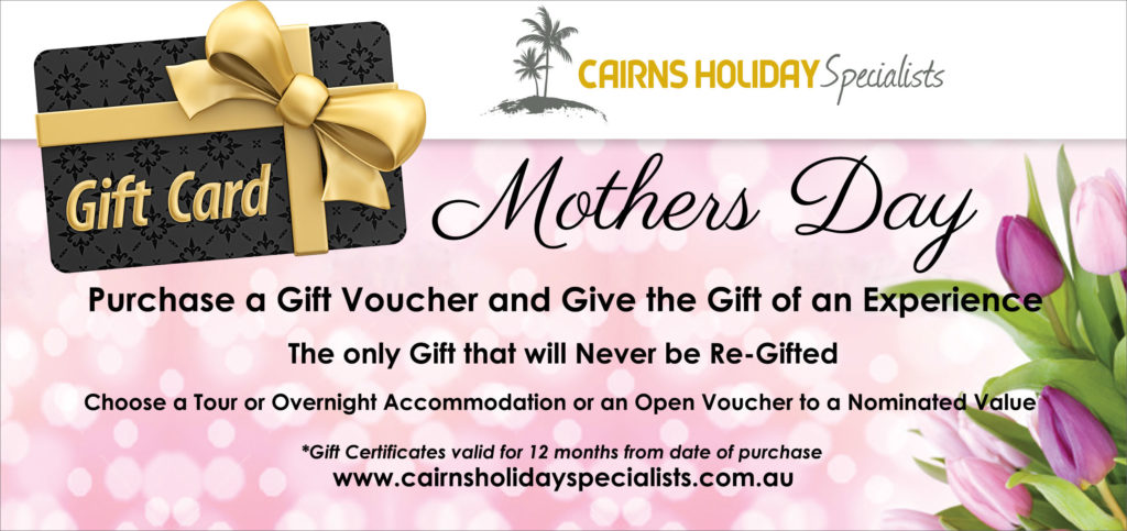 Gift Voucher Mothers Day DL