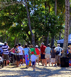 Cairns Beaches Events