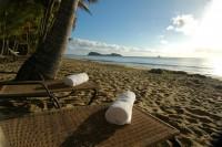 Beach Chairs available on the Beach