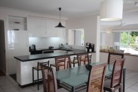 Kitchen & Dining Area in Suites - Alamanda Palm Cove Resort