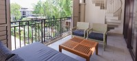 Two Bedroom Penthouse Balcony