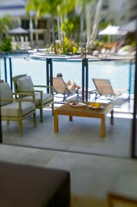 Swimout Balcony to Lagoon Pool