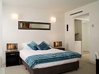 Queen Bedroom - Grand Mercure Rockford Esplanade Apartments Palm Cove