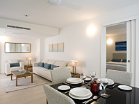 Living Areas - Grand Mercure Rockford Esplanade Apartments Palm Cove