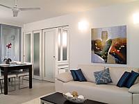 Living Area - Grand Mercure Rockford Esplanade Apartments Palm Cove
