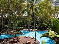 Large Swiming Pool - Grand Mercure Rockford Esplanade Apartments Palm Cove