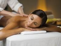 Enjoy a massage at Mango Lagoon Tropical Day Spa Palm Cove