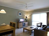Standard Suite Living Area - Hotel Grand Chancellor Palm Cove