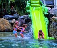 Children's Crocodile Waterslide - Great Family Resort