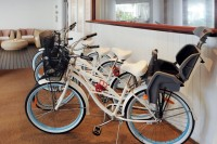 Complimentary Bike Hire Available