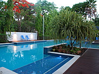 Large Lap Pool - Sanctuary Palm Cove Apartments