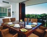 Large Dining area suitable for large family holidays - Sanctuary Palm Cove Apartments