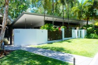 Spacious Courtyard - Courtyard Apartment at Sanctuary Apartments Palm Cove