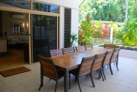 Courtyard Apartment at Sanctuary Apartments Palm Cove