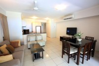 Spacious Apartments - Furnishings & outlooks may vary between apartments | Palm Cove Holiday Apartments