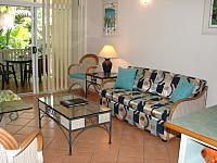 Lounge Area -  Palm Cove Tropic Apartments