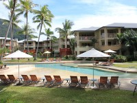 Large Swimming Pool at Amphora Palms Holiday Apartment Palm Cove - Great for Families