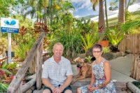 Friendly Staff at the Villas Palm Cove Holiday Accommodation