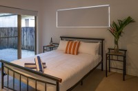 Master Bedroom with Ensuite (Shower) - Palm Cove Holiday Villa