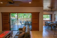Enjoy open plan living and tropical lifestlye in your private Palm Cove Holiday Home - great for Family Holidays