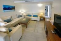 Beachfront Apartment - Living Area at Drift Apartments Palm Cove