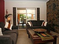 Lounge Room - Palm Cove Holiday House
