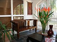 Reception Area - Palm Cove Holiday House