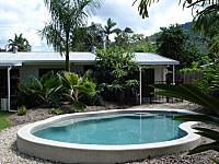 Swiming Pool - Palm Cove Holiday Villa