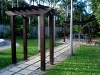 Private Backyard - Palm Cove Holiday Villa