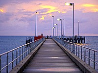 Palm Cove Jetty great for fishing