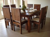 Dining for 8 people - Palm Cove Holiday House
