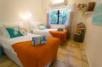 3rd Bedroom with twin or king bed
