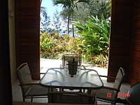 Beachfront Apartment Palm Cove