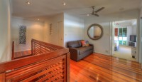 Upstairs Landing with additional Sofa Bed (additional fees apply) - Palm Cove Holiday House