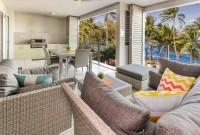 Island Views 11 - Balcony with BBQ