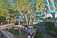 Swimming Pool and Palm Cove Beach