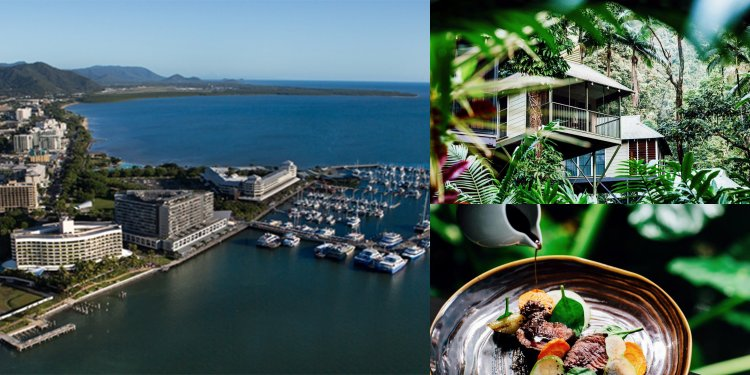 6 Night Hilton Cairns & Daintree Gourmet Package for 2