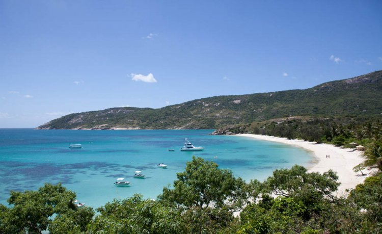 All Inclusive 3 Night Luxury at Lizard Island Resort FREE Inner Reef Dive