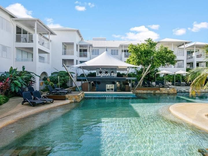 Port Douglas 3 Night Deal SAVE 45% Swim Up Bar, Walk to Beach