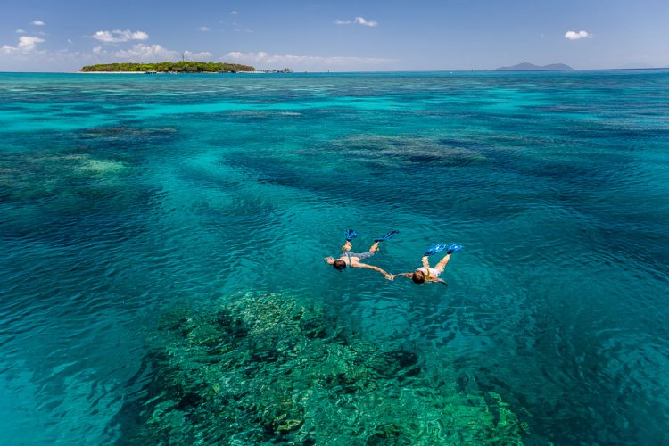 6 Night Ultimate Cairns and Great Barrier Reef Island 5 Star Luxury