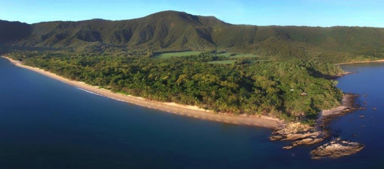 3 Night Luxury Beachfront Nature Reserve with Australia's Only Coconut Tour