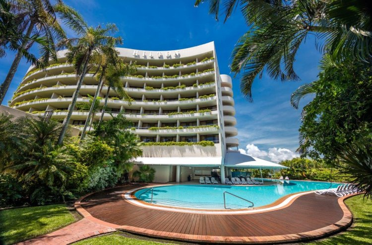2 Night Cairns Hilton Hotel With FREE Breakfast & Parking | Kids Stay FREE!