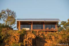 Enjoy panoramic views from your private retreat - Gilberton Outback Retreat