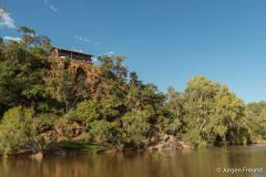 Overlooking Gilbert River - Gilberton Outback Retreat